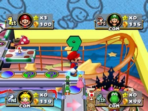 Mario Party 4 Review - GameRevolution