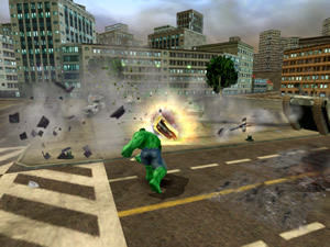 how to play the incredible hulk ultimate destruction on pc