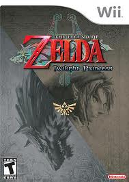 Box art - The Legend of Zelda: Twilight Princess
