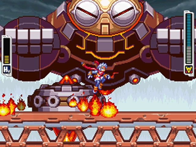 Megaman zx cheat codebreaker