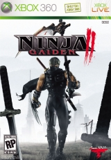 Box art - Ninja Gaiden II
