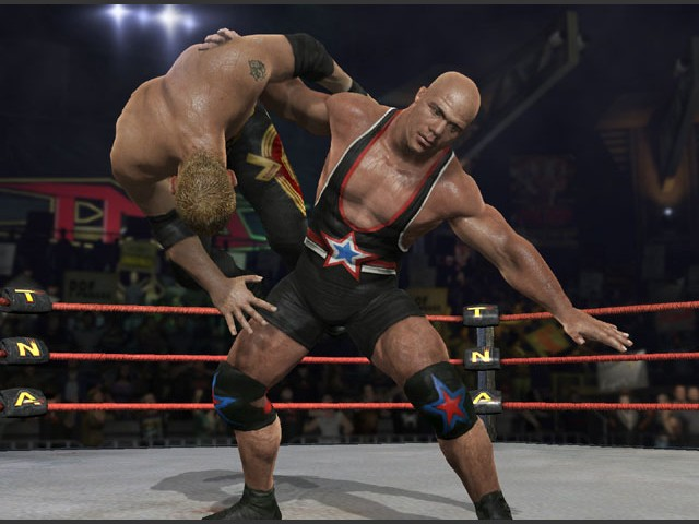 New Wrestling Game For Ps3 : Tna impact archives gamerevolution