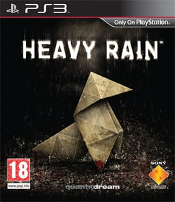 Box art - Heavy Rain