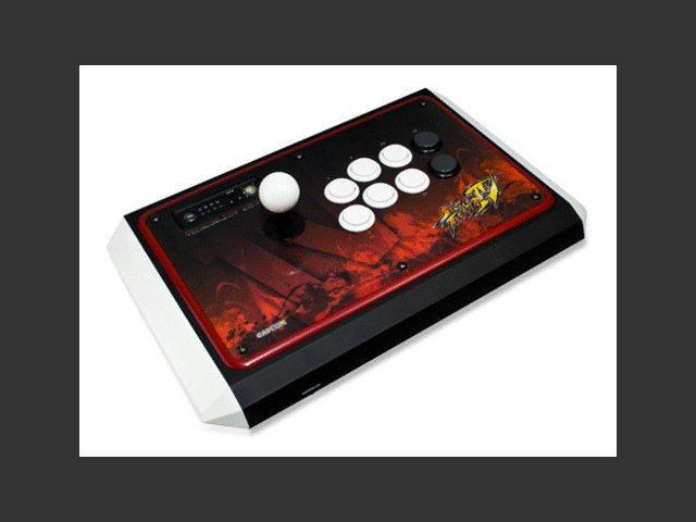 Box art - Mad Catz Street Fighter IV FightStick Tournament Edition