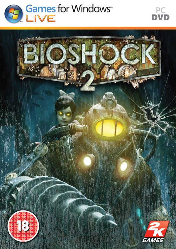Box art - BioShock 2