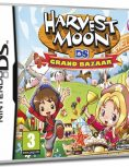 Box art - Harvest Moon: Grand Bazaar