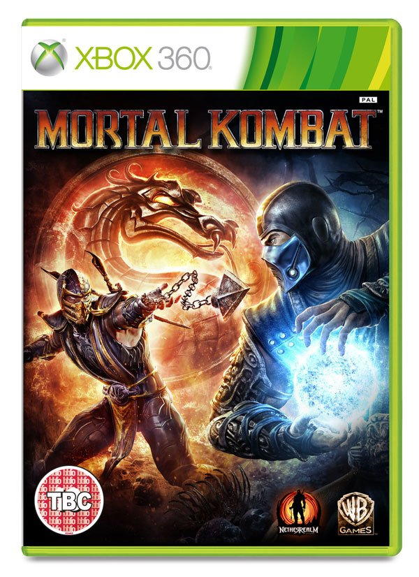 Box art - Mortal Kombat