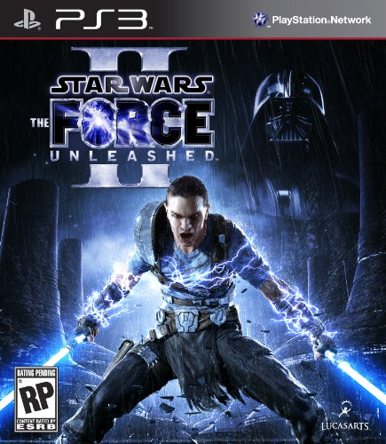 Box art - Star Wars: The Force Unleashed II