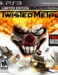 Box art - Twisted Metal (2012)
