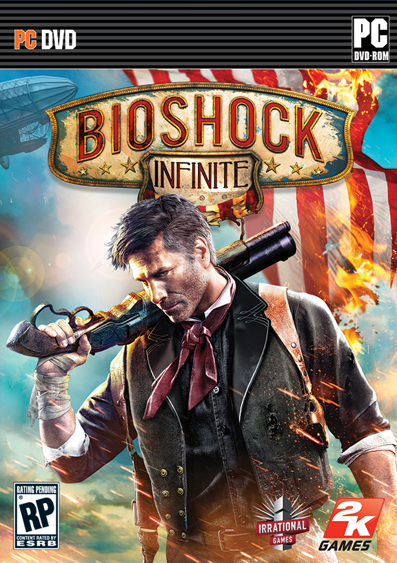 Box art - BioShock Infinite