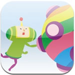 Box art - i Love Katamari