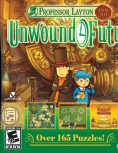 Box art - Professor Layton and the Unwound Future