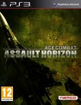 Box art - Ace Combat: Assault Horizon