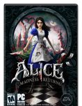 Box art - Alice: Madness Returns