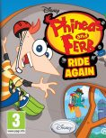 Box art - Phineas and Ferb Ride Again