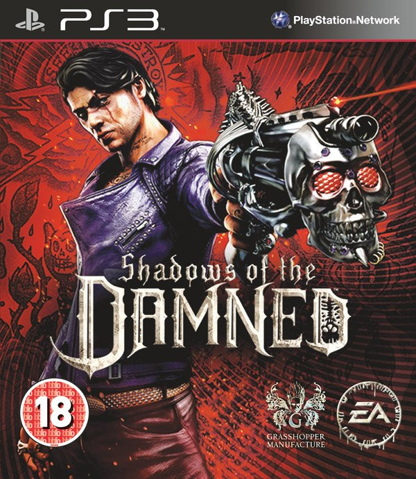 Box art - Shadows of the Damned