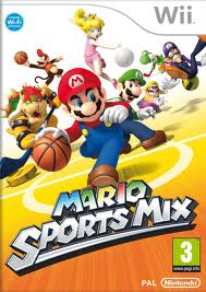 Box art - Mario Sports Mix