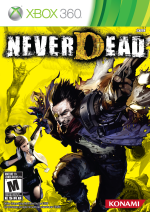 Box art - NeverDead