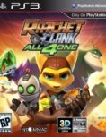 Box art - Ratchet & Clank: All 4 One