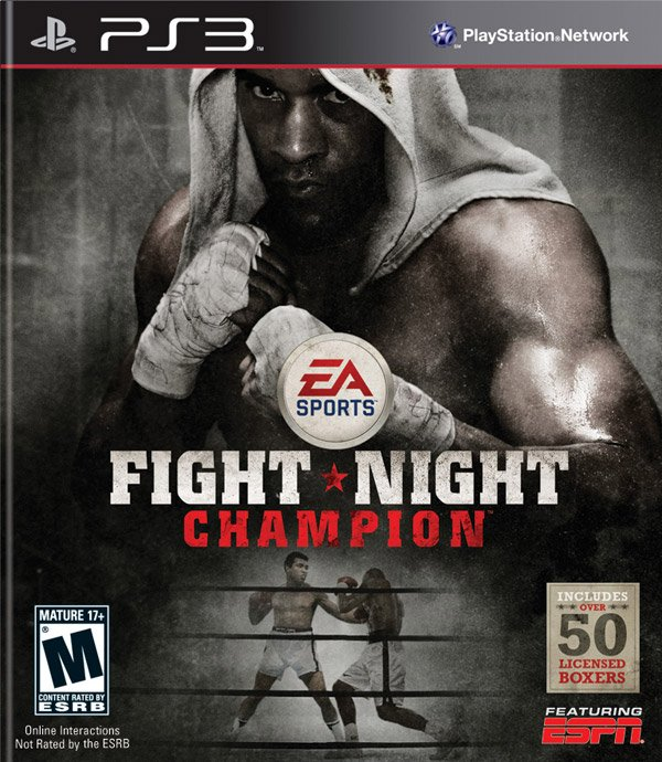Box art - Fight Night Champion