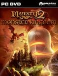 Box art - Majesty 2: Monster Kingdom