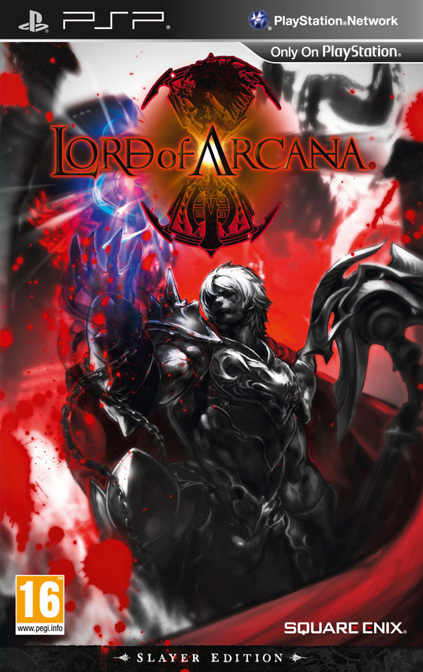 Box art - Lord of Arcana
