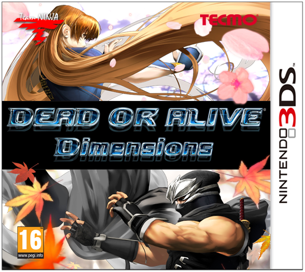 Box art - Dead or Alive: Dimensions