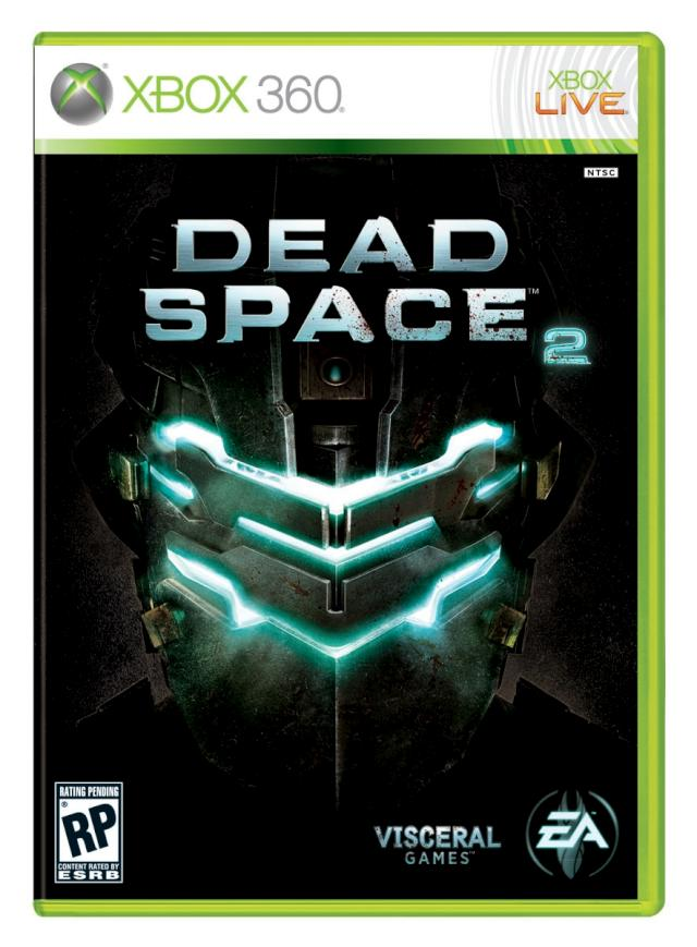 Box art - Dead Space 2