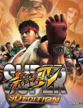 Box art - Super Street Fighter IV 3D Edition