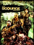 Box art - The Scourge Project