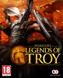 Box art - Warriors: Legends of Troy
