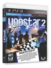 Box art - Yoostar 2