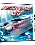 Box art - Asphalt 3D