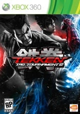 Box art - Tekken Tag Tournament 2