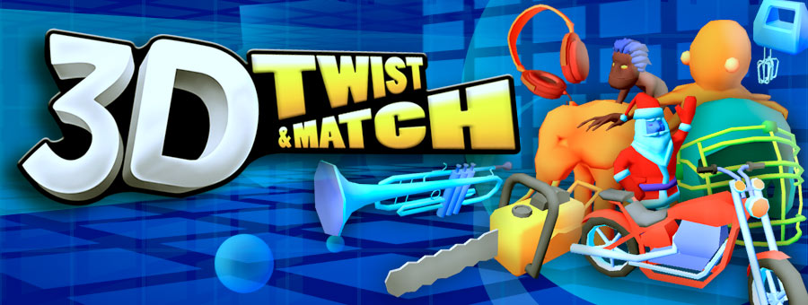 Box art - 3D Twist and Match