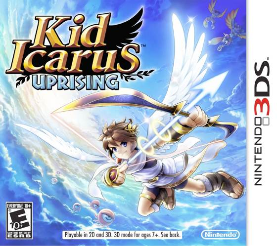 Box art - Kid Icarus: Uprising