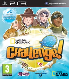 Box art - National Geographic Challenge