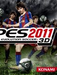 Box art - Pro Evolution Soccer 2011 3DS