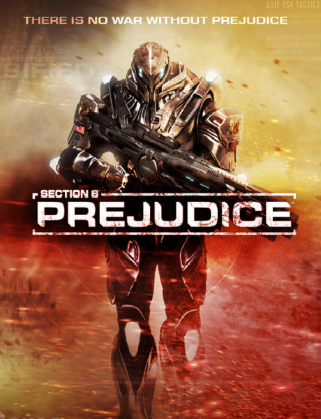 Box art - Section 8: Prejudice