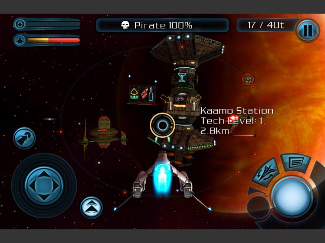 Galaxy On Fire 2 Valkyrie Android