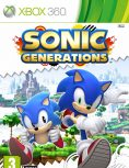 Box art - Sonic Generations