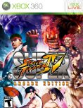 Box art - Super Street Fighter IV Arcade Edition