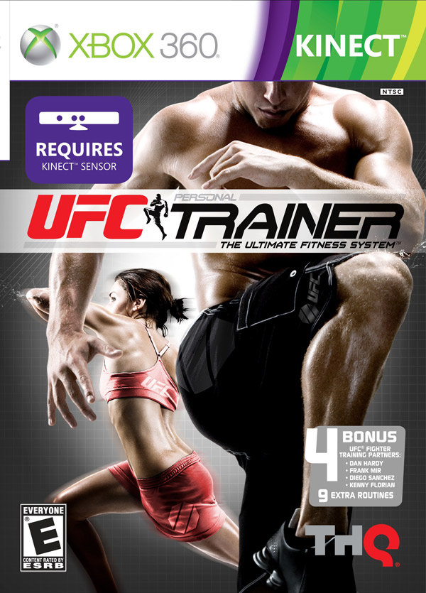 Box art - UFC Personal Trainer