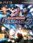 Box art - Dynasty Warriors: Gundam 3