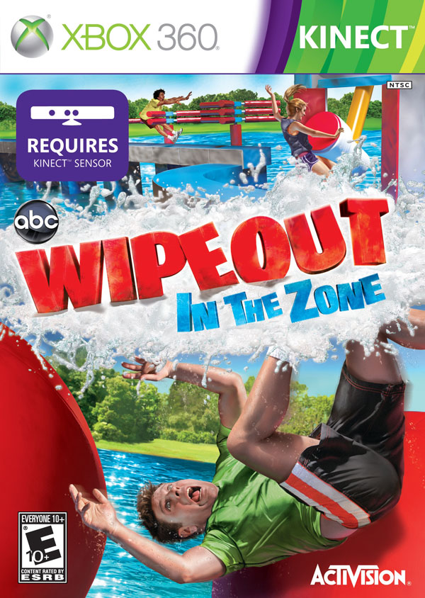 Box art - Wipeout In the Zone