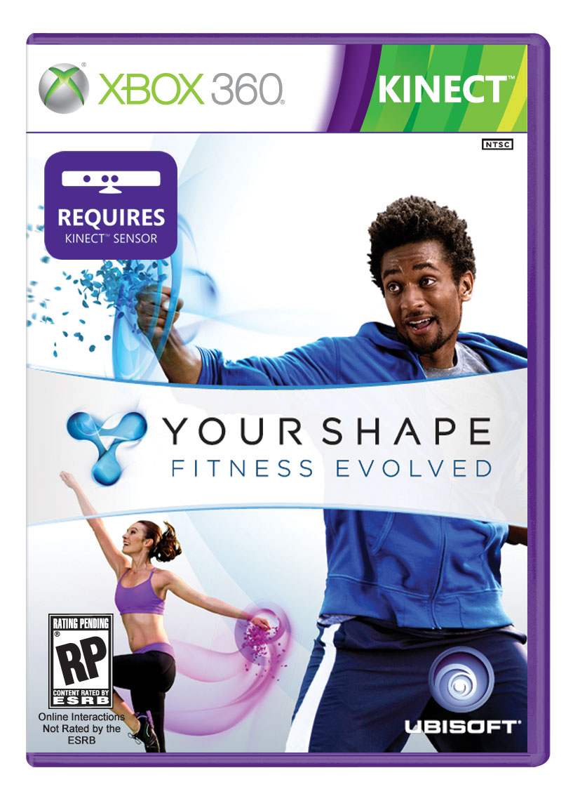 Box art - Your Shape: Fitness Evolved
