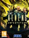 Box art - Aliens: Infestation