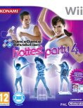 Box art - DanceDanceRevolution Hottest Party 4
