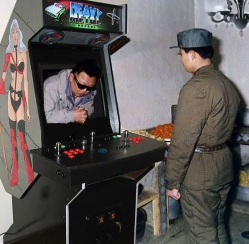 North Korea Gold Farming MMOs to Fund Nuclear Weapons Programs - GameRevolution