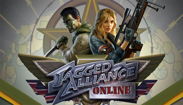 Box art - Jagged Alliance Online